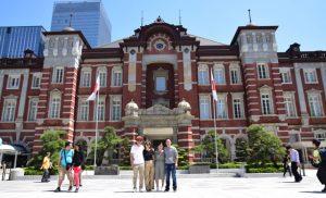 Đi vòng quanh Tokyo 1 ngày bằng vé Tokyo Metro 600 yên