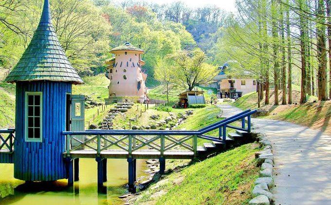 Khám phá công viên trẻ em Akebono(あけぼの子どもの森公園)