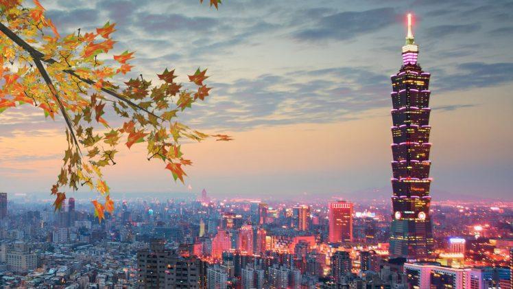 Xin visa du lịch Đài Loan từ Nhật Bản