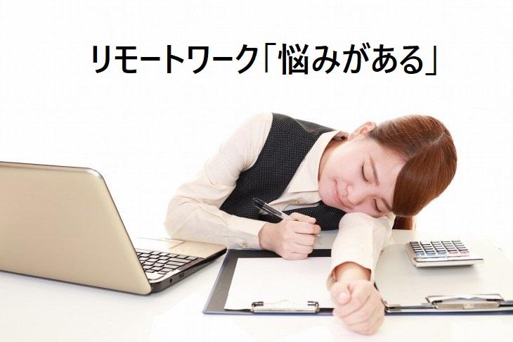 Những khó khăn khi làm việc tại nhà (telework)
