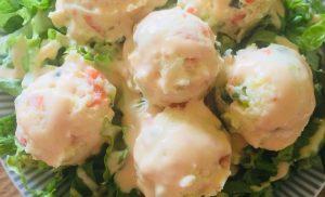 Cách làm salad khoai tây kiểu Nhật