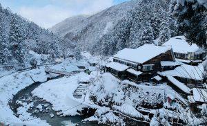 Du lịch xứ tuyết 3 ngày với JR EAST Welcome Rail Pass 2020